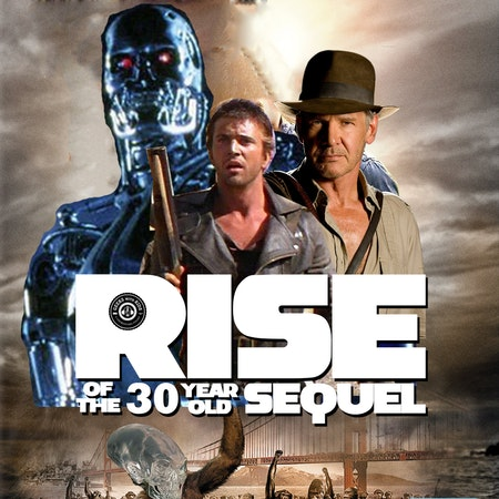 Episode 95: Rise of 30 Year-Old Sequel! Image