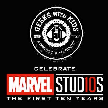 Episode 89: Celebrating 10 Years of Marvel Studios Image
