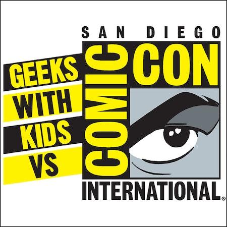 Episode 90: The Geeks vs Comic Con 2018 Image