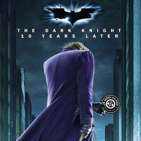 Episode 92: The Dark Knight, 10 Years Later Image
