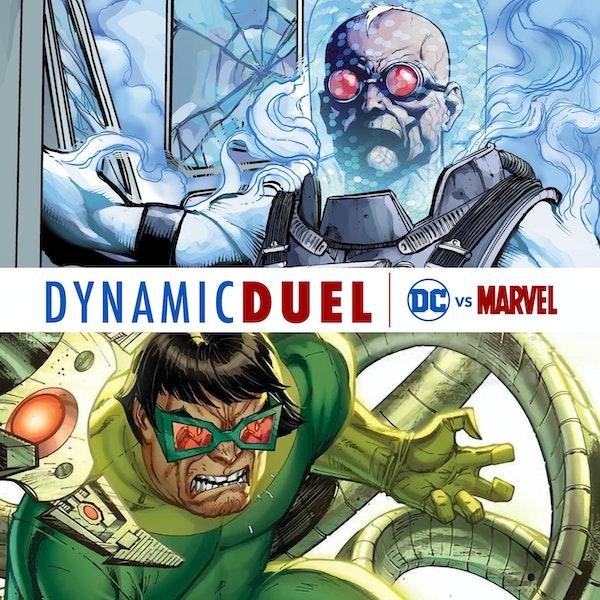 Mr. Freeze vs Doctor Octopus Image