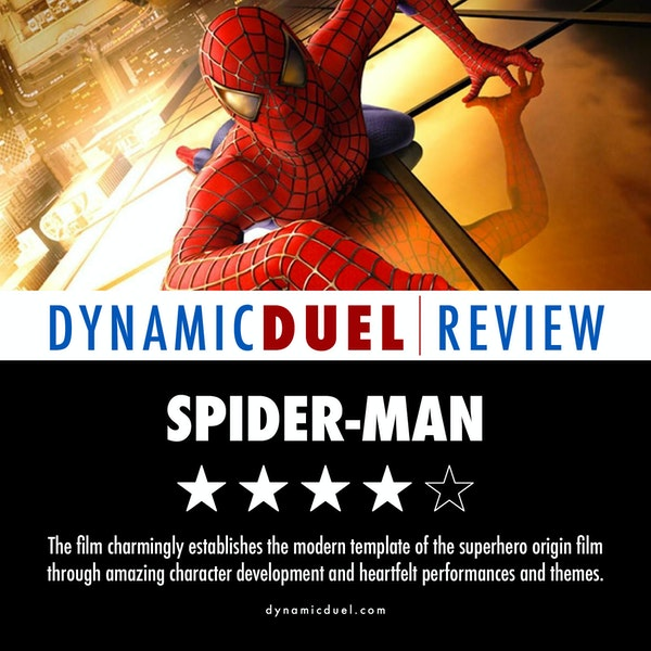 Spider-Man Review - Special Guest Ready 2 Retro Image