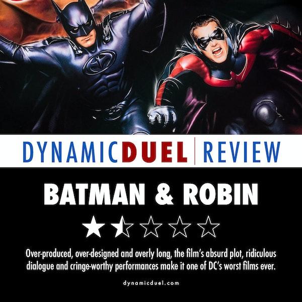 Batman & Robin Review Image