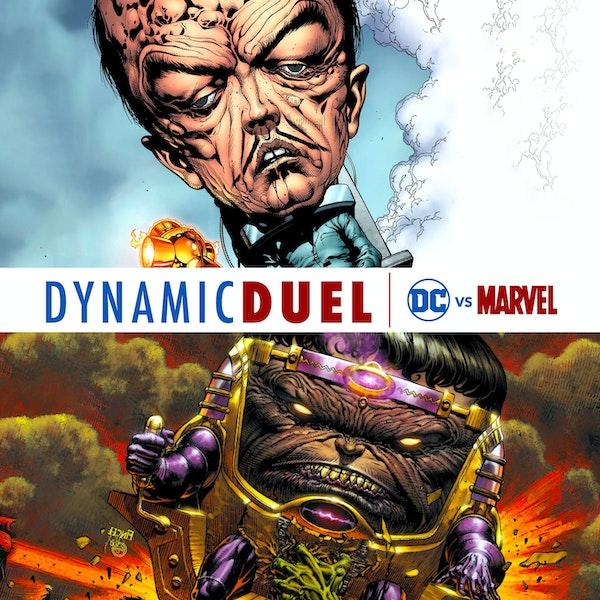 Hector Hammond vs MODOK Image