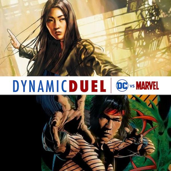 Lady Shiva vs Shang-Chi Image