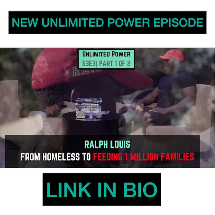 From Homeless To Feeding A Million Families  Ralph Louis UPS3E3