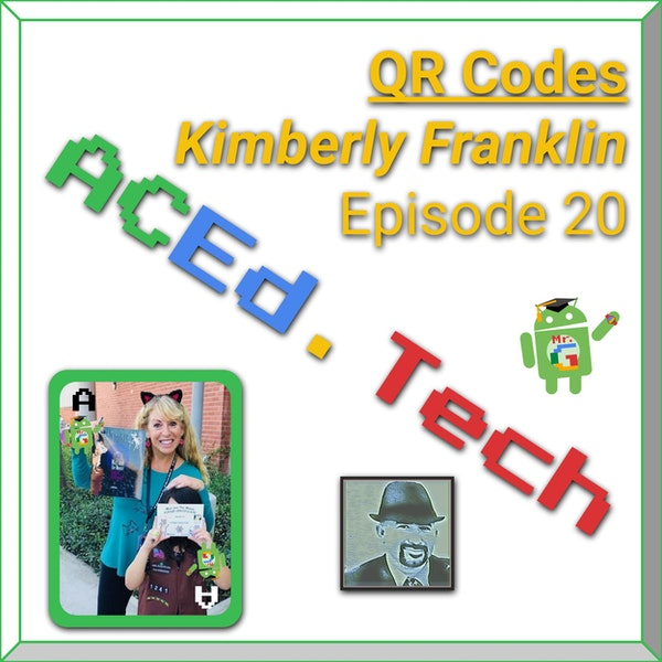 20 - QR Codes with Kimberly Franklin Image