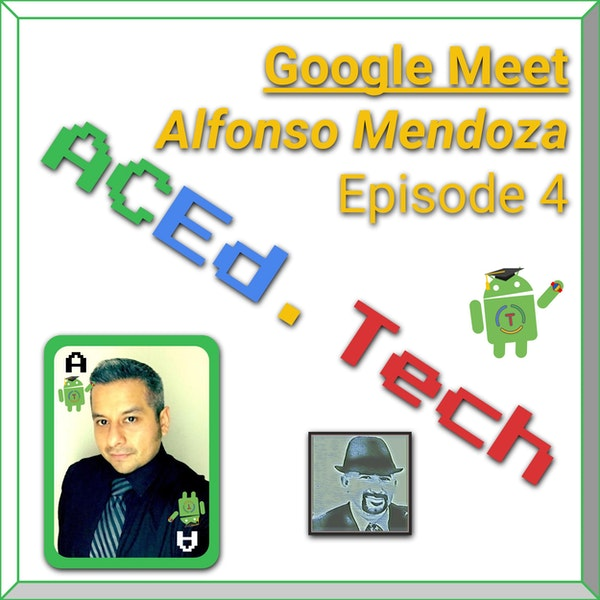 4 - Google Meet with Alfonso Mendoza Image