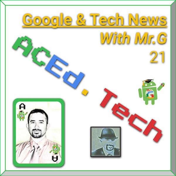 13 - G Suite Updates & Tech News Image