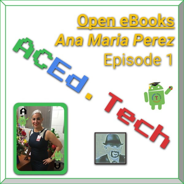 1 - Open eBooks with Ana Maria Perez Image