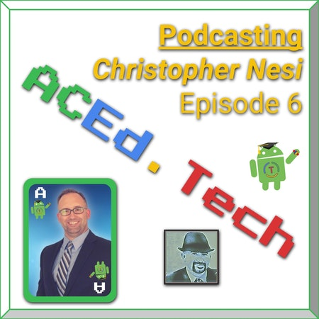 6 - Podcasting with Christopher Nesi Image