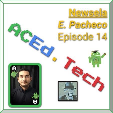 14 - Newsela with Emmanuel Pacheco Image