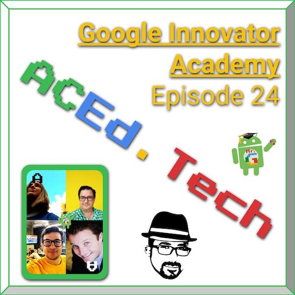 EDU: The Google Innovator Program with Innovators Image