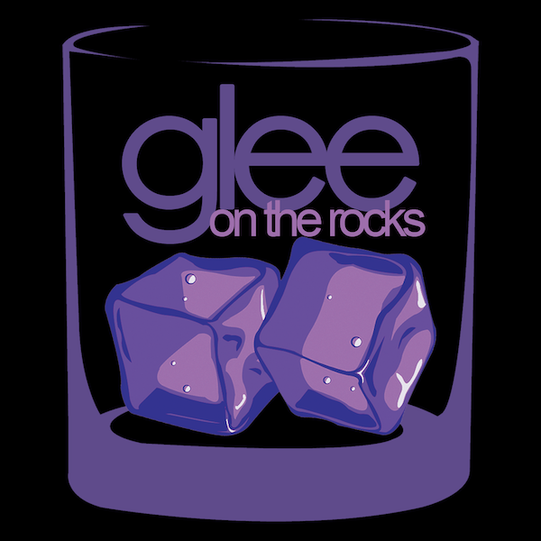 It's Glee Against the Music Image