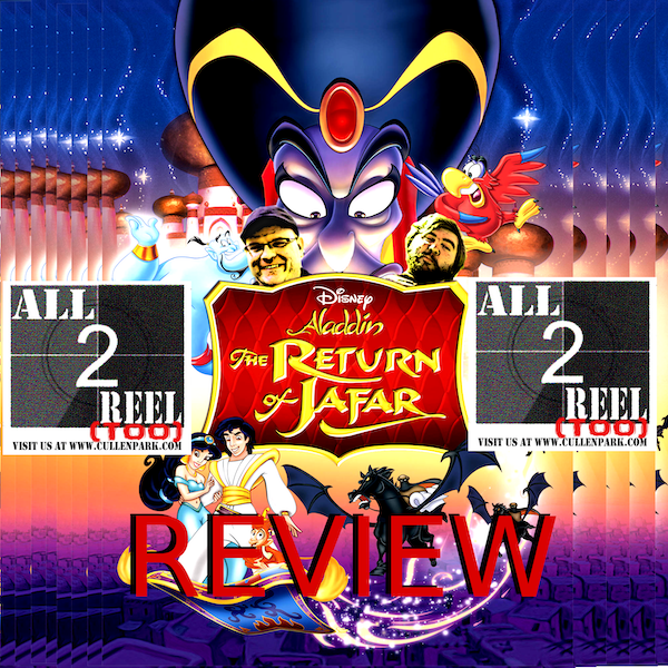 The Return of Jafar (1994)- Direct From Hell Image