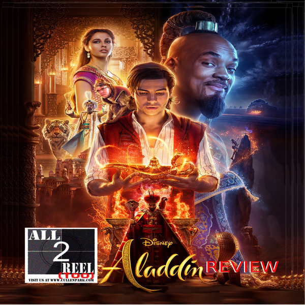 Aladdin (2019) Reaction and Review Image
