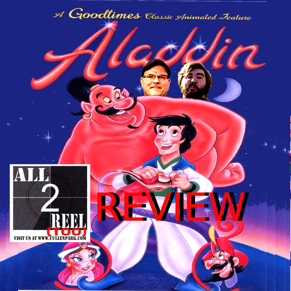Goodtimes/Golden Films Aladdin (1992) - Definatly Not Disney Image