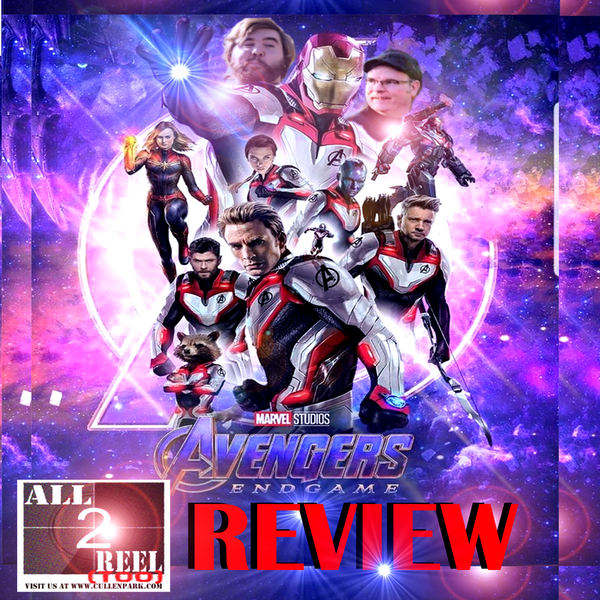 Avengers: Endgame (2019) Spoiler Heavy Bonus Episode: Discussion and review. Image