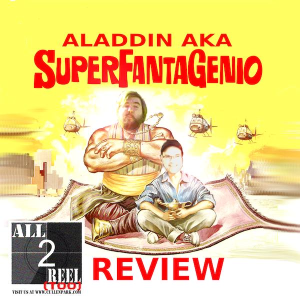 Superfantagenio (aka Aladdin)(1986)- Definatly Not Disney Image