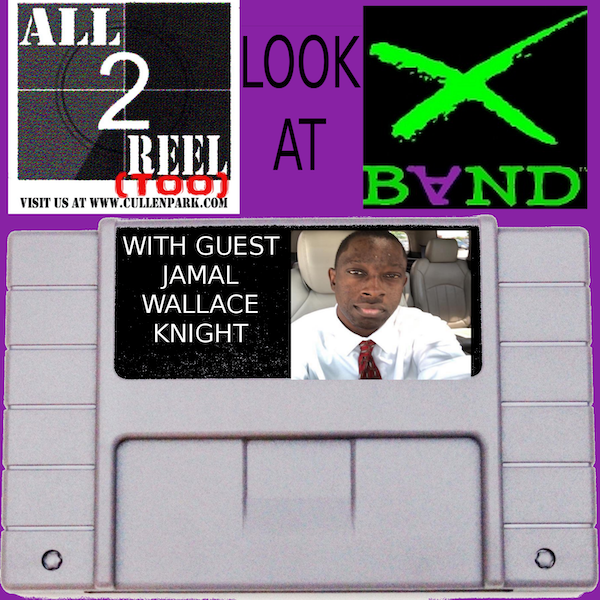 History of XBⱯND Modem with guest Jamal Wallace Knight Image