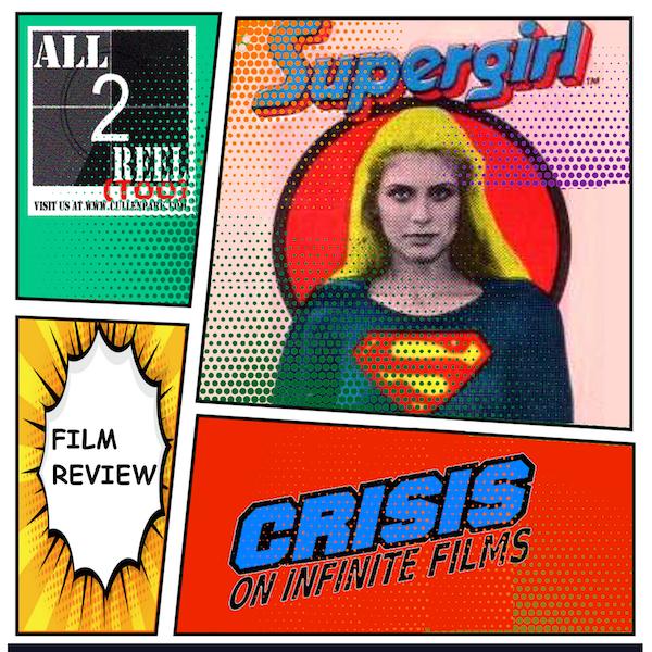 Supergirl (1984)-Crisis On Infinite Films Image