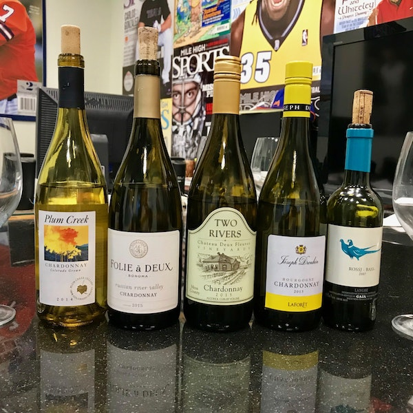Colorado Chardonnay Against the World with Kyle Schlachter