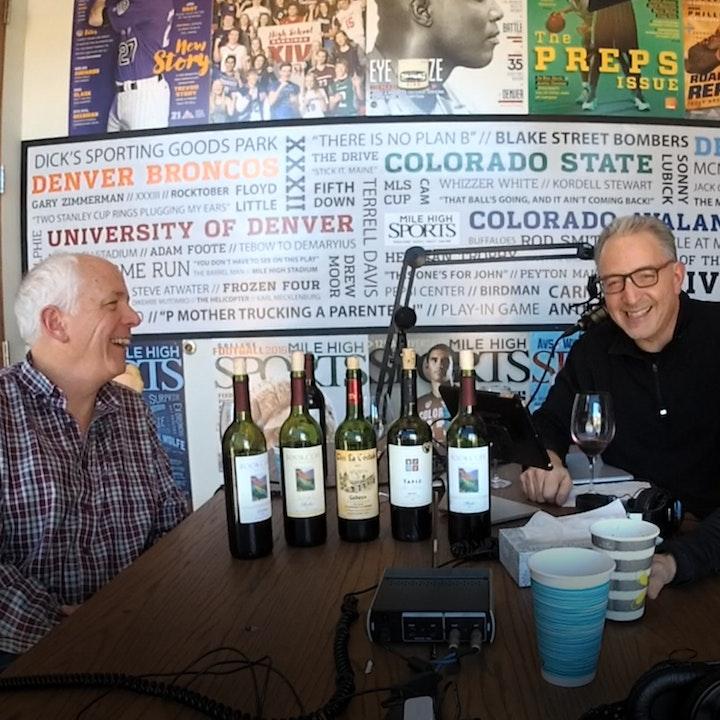 Colorado Malbec with Bookcliff Vineyards