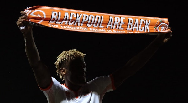 #128 – Blackpool are Back! Image