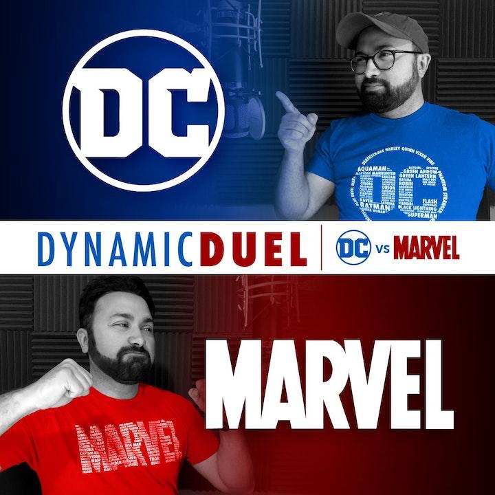 Dynamic Duel: DC vs Marvel (Trailer)