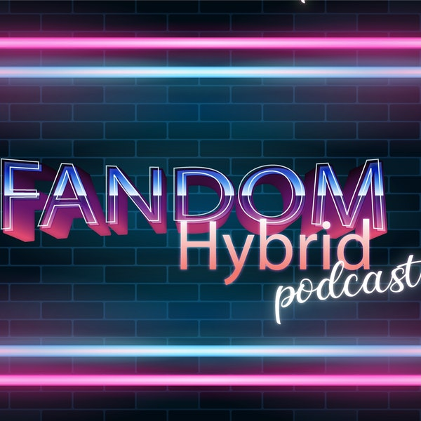 """Fandom Hybrid Podcast #22 - Supernatural """"End of the Road"""" Group Therapy Podcast"""