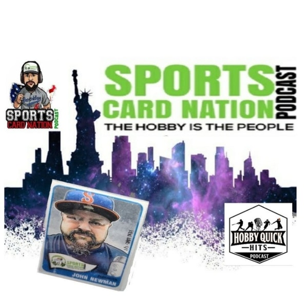 Ep.52 w/Jimmy Mahan Amazing Acts of Kindness,Bowman ChromeX thoughts.