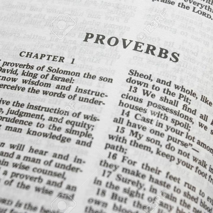 Proverbs 3 Interpretations