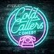Cold Callers Comedy Album Art