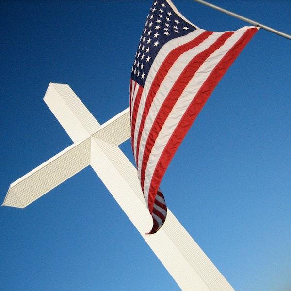 Post Christian America Image