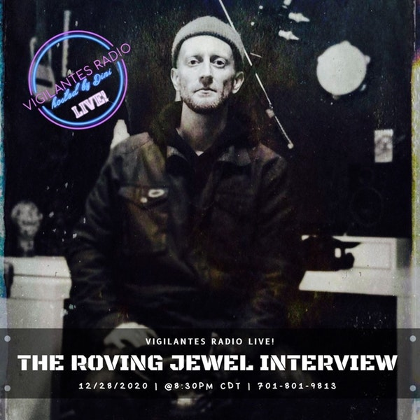The Roving Jewel Interview. Image