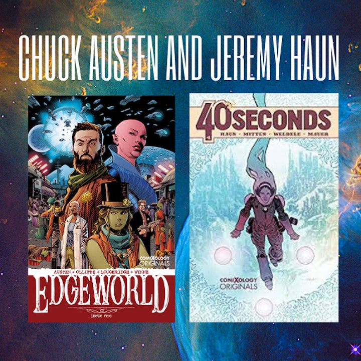 Edgeworld And 40 Seconds Comixology Originals