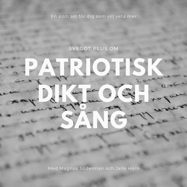 Om patriotisk dikt och sång