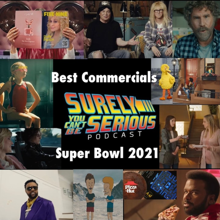 Best Super Bowl Commercials 2021