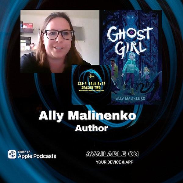 Byte Ghost Girl