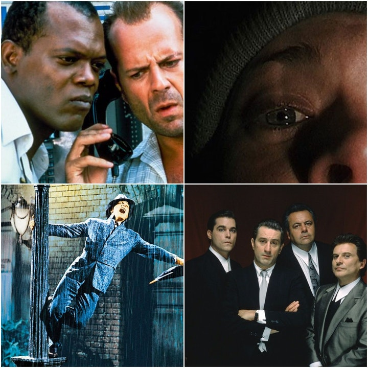 2. Our Favourite 5 Movies