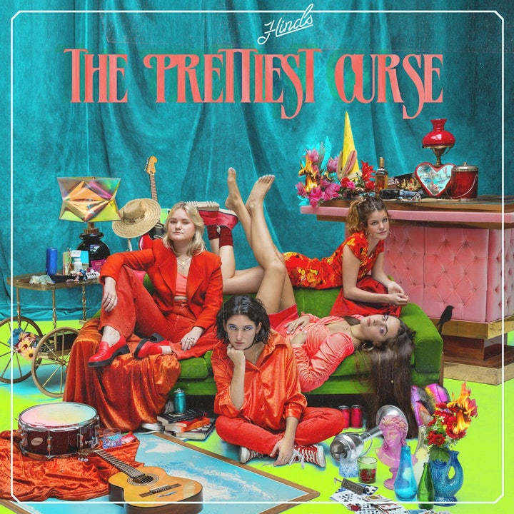 The Prettiest Curse: Hinds (Pick A Disc's Best of 2020)