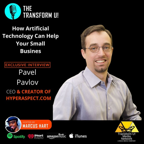 Can Artificial Intelligence Transform Your Small Business Now | Interview with HyperAspect CEO