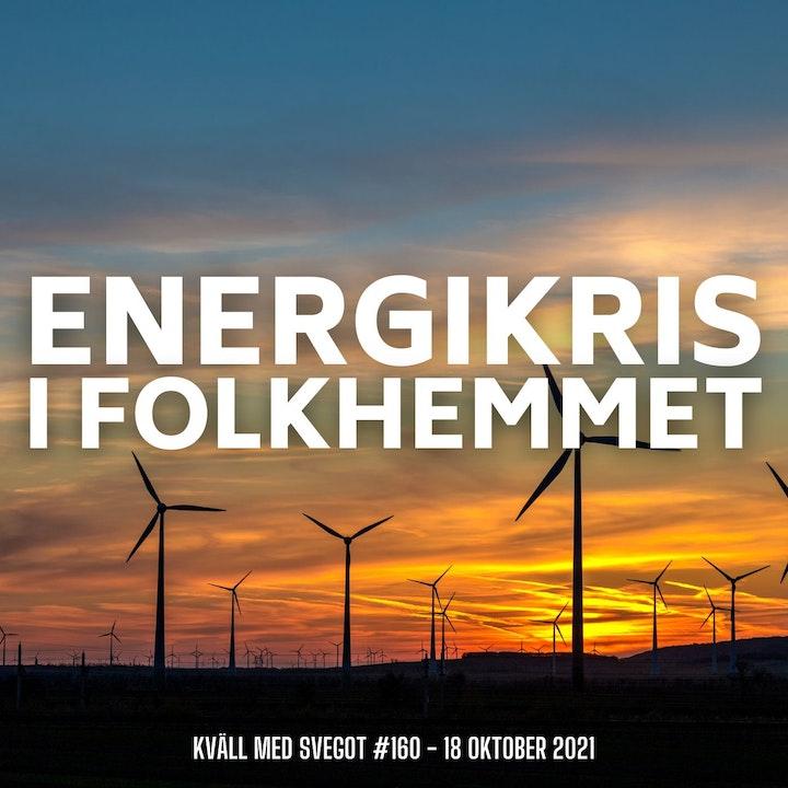 160. Energikris i folkhemmet