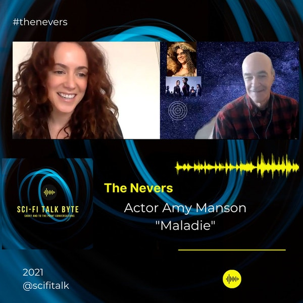Byte Amy Manson Of The Nevers Image