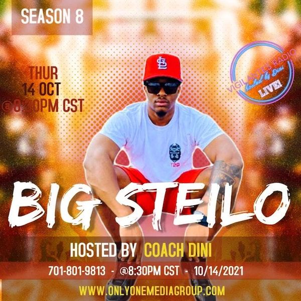 The Big Steilo Interview. Image