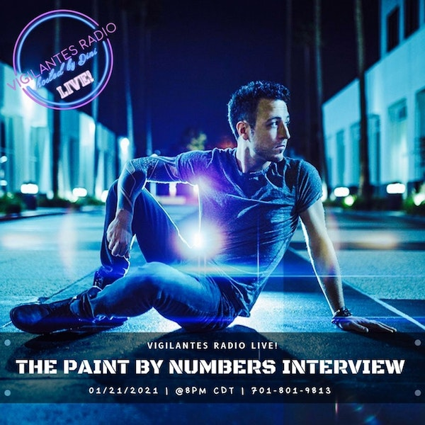 The Paint by Numbers Interview. Image