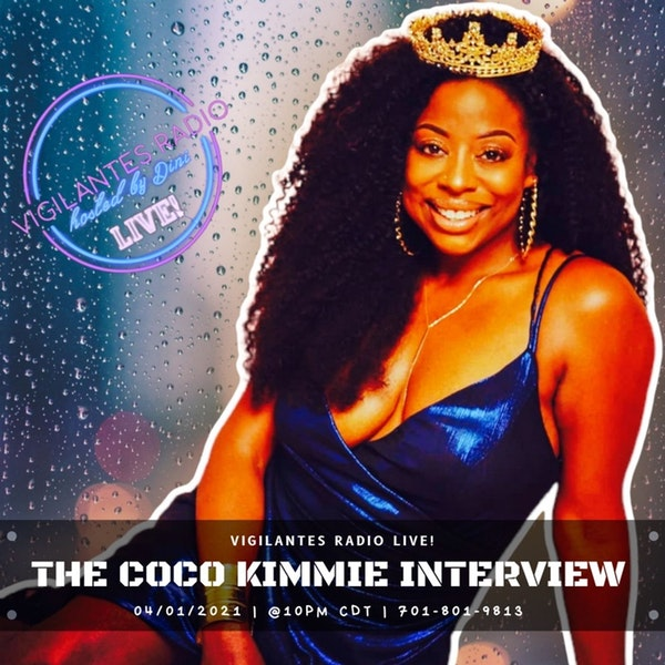 The Coco Kimmie Interview. Image