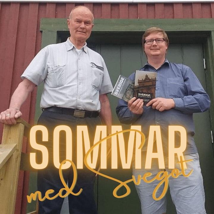 143. Samtal med Tommy Ulmnäs (Sommar med Svegot #4)
