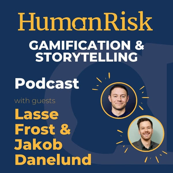 Lasse Frost & Jakob Danelund on Gamification & Storytelling