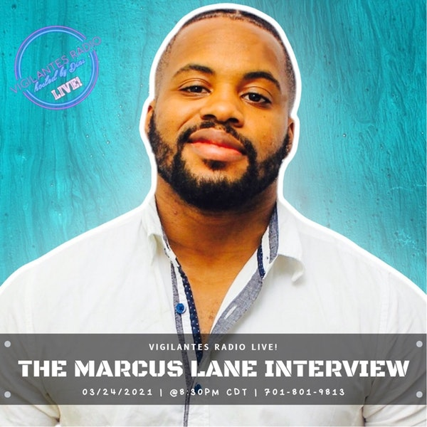 The Marcus Lane Interview. Image